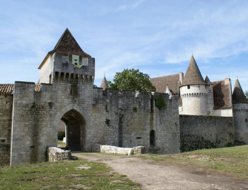 Le chateau de Bridoire
